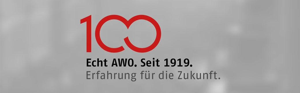 """Jubiläumsfilm """"100 Jahre AWO – #wirmachenweiter"""""""